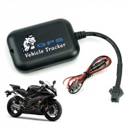 Mini Motorcycle Bike Vehicle Car GPS Tracker LBS+SMS/GPRS GSM Alarm